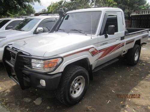 IMG_Toyota land Cruiser en managua