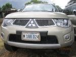 IMG_  Mitsubishi L200 en Managua 2011
