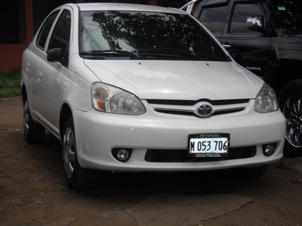 yaris 2005 nicaragua