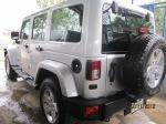 Jeep Wrangler Sahara en Managua 2011