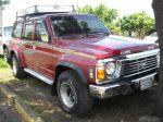 Nissan Patrol 1997, 4x4, diesel, 6 Cilindros, nevera, U$8,000.00. Buen estado