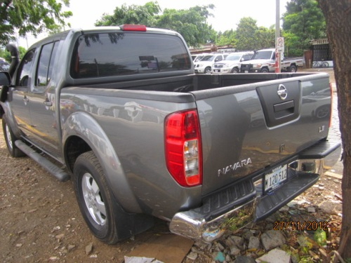 IMG_Nissan Navara en managua 2009