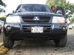 Camioneta Mitsubishi Montero  2003,  asientos de Cuero, 3 puertas, Diesel, 4x4, U$11,500.00