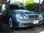 Mercedes Benz E 320 en Managua 2004 | Mercedes Benz E 320 2004