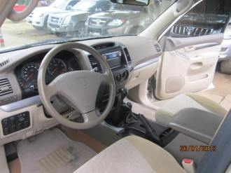 Toyota Land Cruiser Prado en Managua 2006 (11)