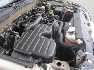 Toyota Land Cruiser Prado en Managua 2006 (17)