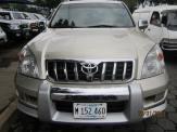 Toyota Land Cruiser Prado en Managua 2006 (19)