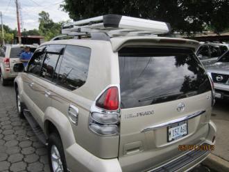Toyota Land Cruiser Prado en Managua 2006 (3)