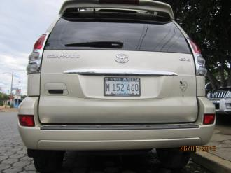 Toyota Land Cruiser Prado en Managua 2006 (5)
