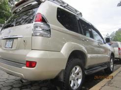 Toyota Land Cruiser Prado en Managua 2006 (6)