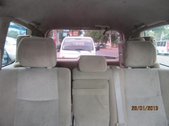 Toyota Land Cruiser Prado en Managua 2006 (8)