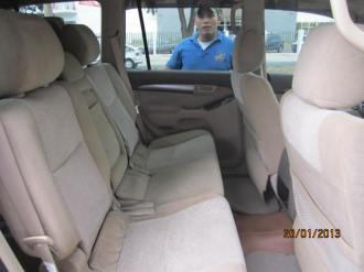 Toyota Land Cruiser Prado en Managua 2006 (9)
