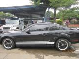 Ford Mustang en Managua 2007 6 Cilindros (3)