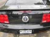 Ford Mustang en Managua 2007 6 Cilindros (6)